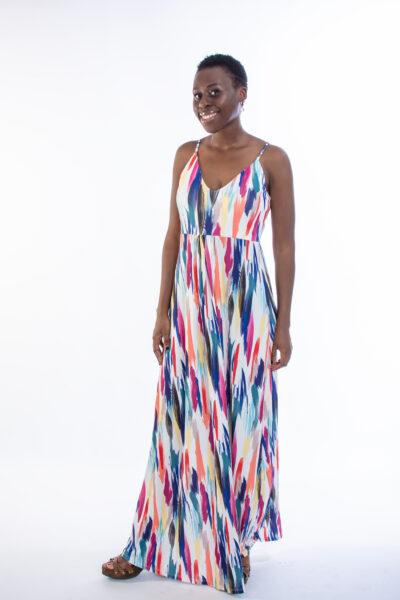 ellen μοντελο φοραει φόρεμα